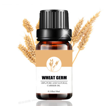 wholesale 100% pure organic wheat germ oil for massage